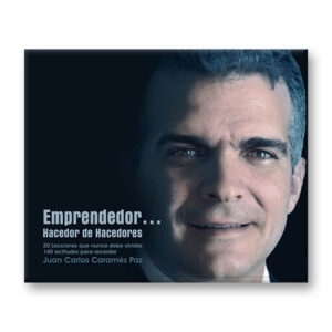 Libro Emprendedor Hacerdor de Hacedores de Juan Carlos Caramés Paz